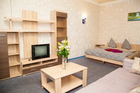 Semi-luxury Apt on Nezalezhnoi Ukrainy 82