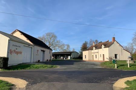 Les Vendanges, Maison Vigneronne