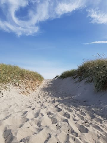 Strandaufgang Dierhagen