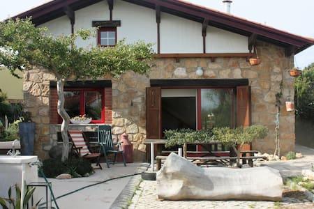 casa da Maria Carolina - Nazaré - Hus