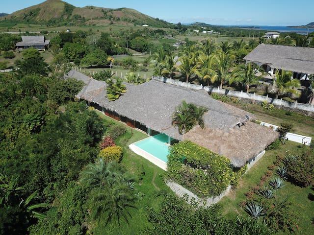 Magnifique villa à Nosy Be avec vue sur l'Océan