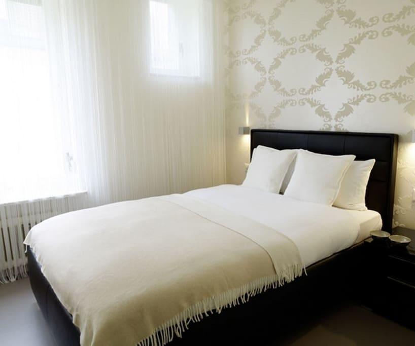 Cramerstrasse -  bedroom style, Studio Apartment