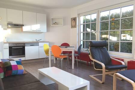 Frisch möblierte Wohnung im Eichsfeld