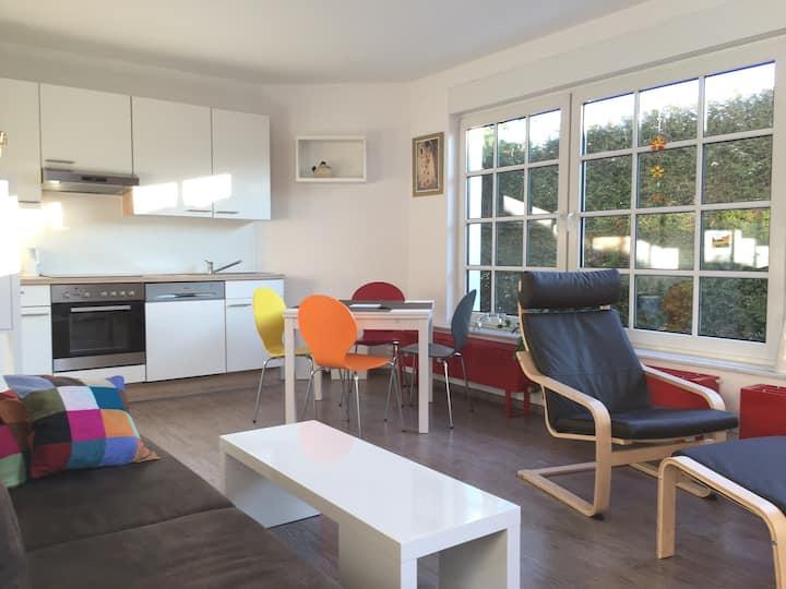 Moderne helle Ferienwohnung im Eichsfeld/ Südharz