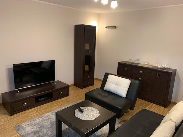 Apartament Okrzei Centrum