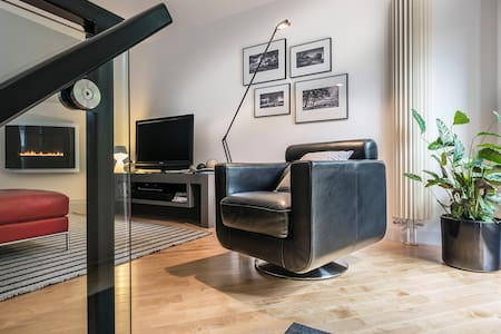 Luxury Studio Apartment - Ilkley