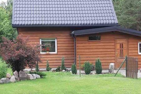 Lækkert sommerhus i skønt naturområde ved 3 søer.