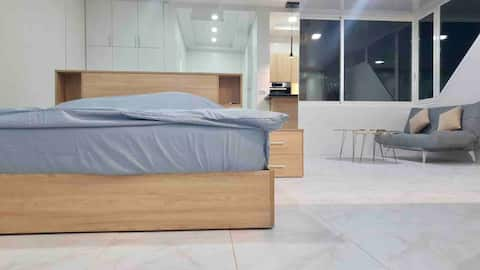 Faraya classy 1-bedroom studio with view