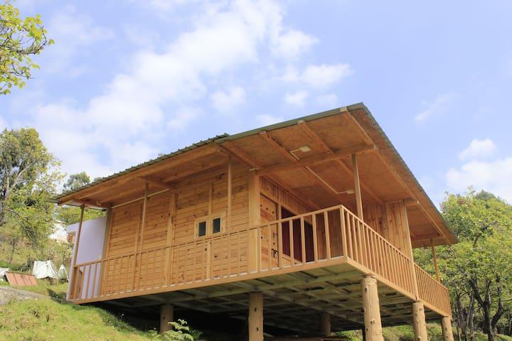 Wood Cabins - Shafa Resorts - Kodaikanal