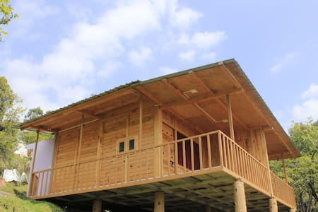 Wood Cabins - Shafa Resorts C1 - 科代卡纳尔(Kodaikanal) - 其它
