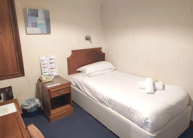 Imperial Cambridge Hotel Single Room 1