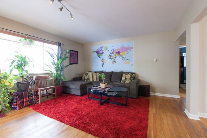 Two Bedroom Condo in Cherry Creek