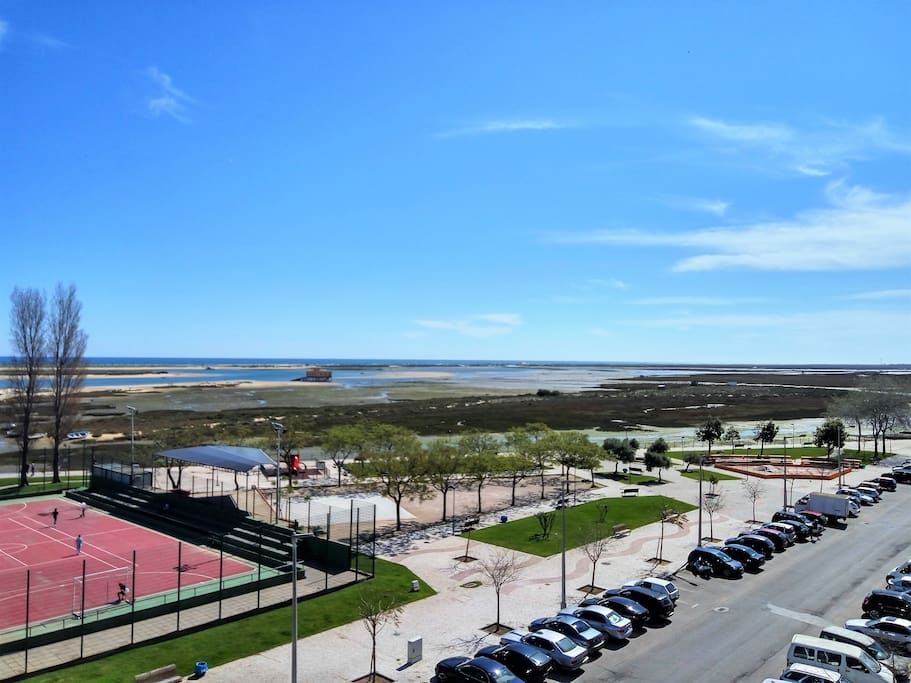 Ria Formosa Natural Park View - Fuzeta