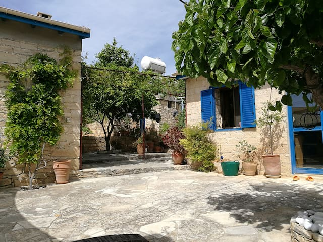 Peaceful and Tranquil Cypriot Bungalow