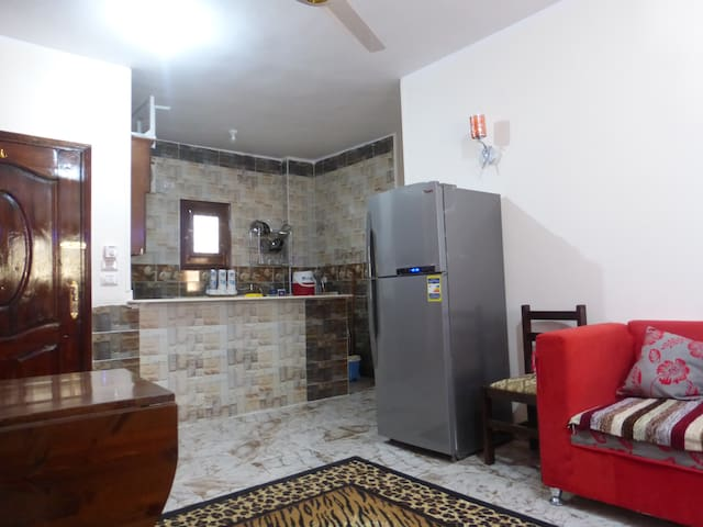 Appartement neuf / New flat european near the sea - Qesm Hurghada - Daire