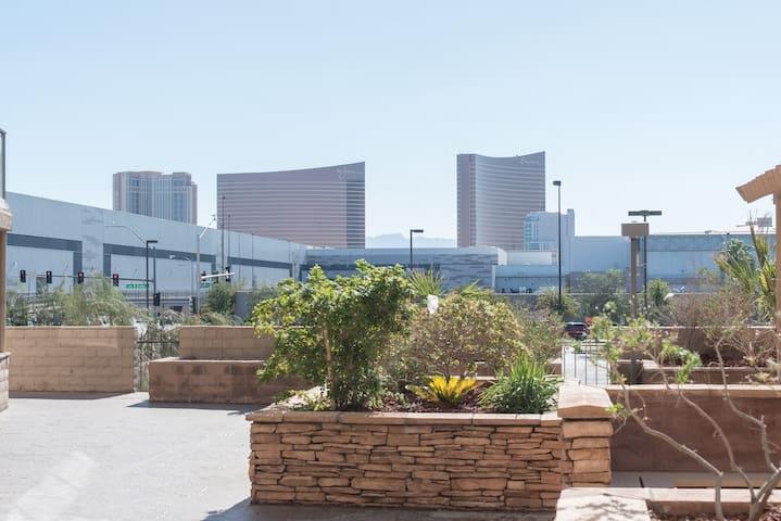 Condominium over LV Strip