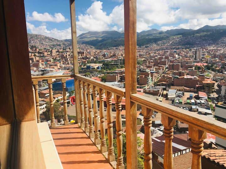 Cusco Homestay Gringo Feliz 3