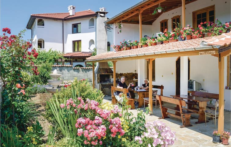 Holiday cottage with 4 bedrooms on 100m² in Village Velika