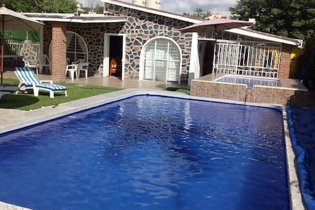 Casa Colonial Oaxtepec