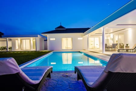 HUA HIN'S MOST EXCITING NEW PRIVATE POOL VILLA - Tambon Nong Kae - 独立屋