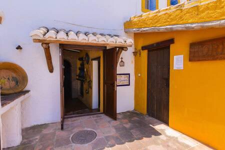 Arte Popular en Casa El Lagarillo