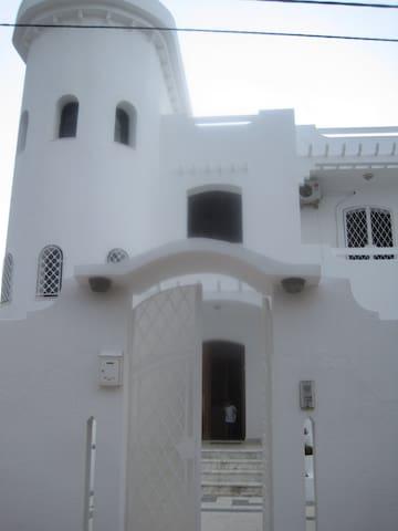 Villa te huur aan zee in Mahdia Tunesie - Mahdia - Villa