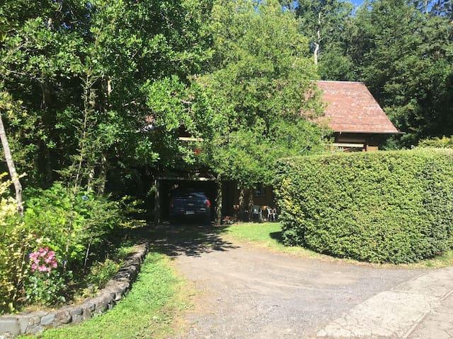 Hermosa casa a pasos del Lago Calafquen, Coñaripe - Panguipulli