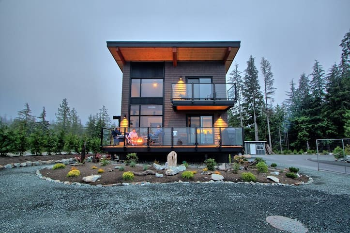 Port Renfrew Paradise - The Nest. - Port Renfrew