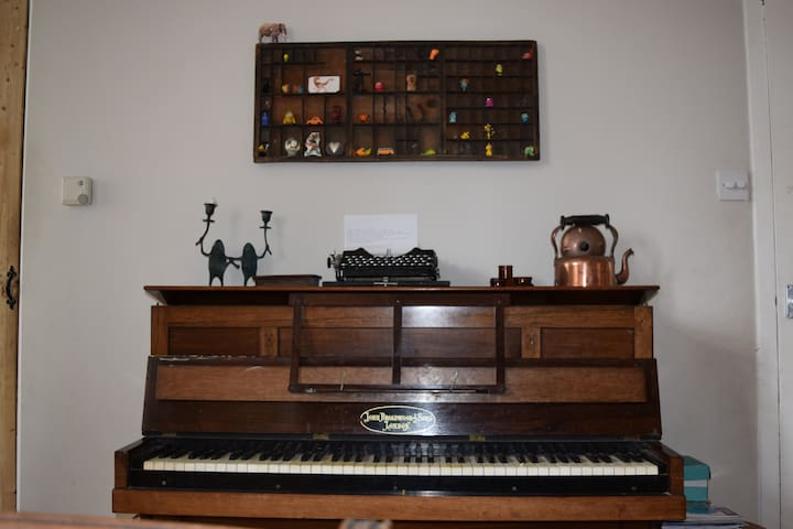 Piano for the budding player