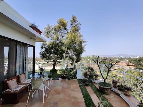 Kolhapur Terrace Garden Pent House