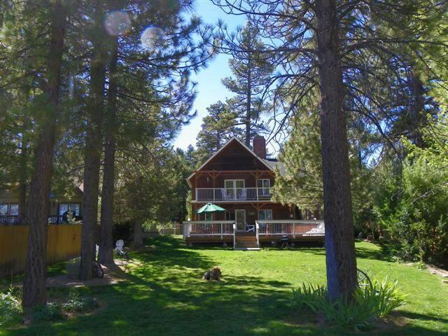 Lakefront Ranch House - Gorgeous lakefront home! - Big Bear Lake - Apartmen