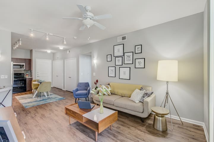 Live + Work + Stay + Easy | Studio in Fort Worth
