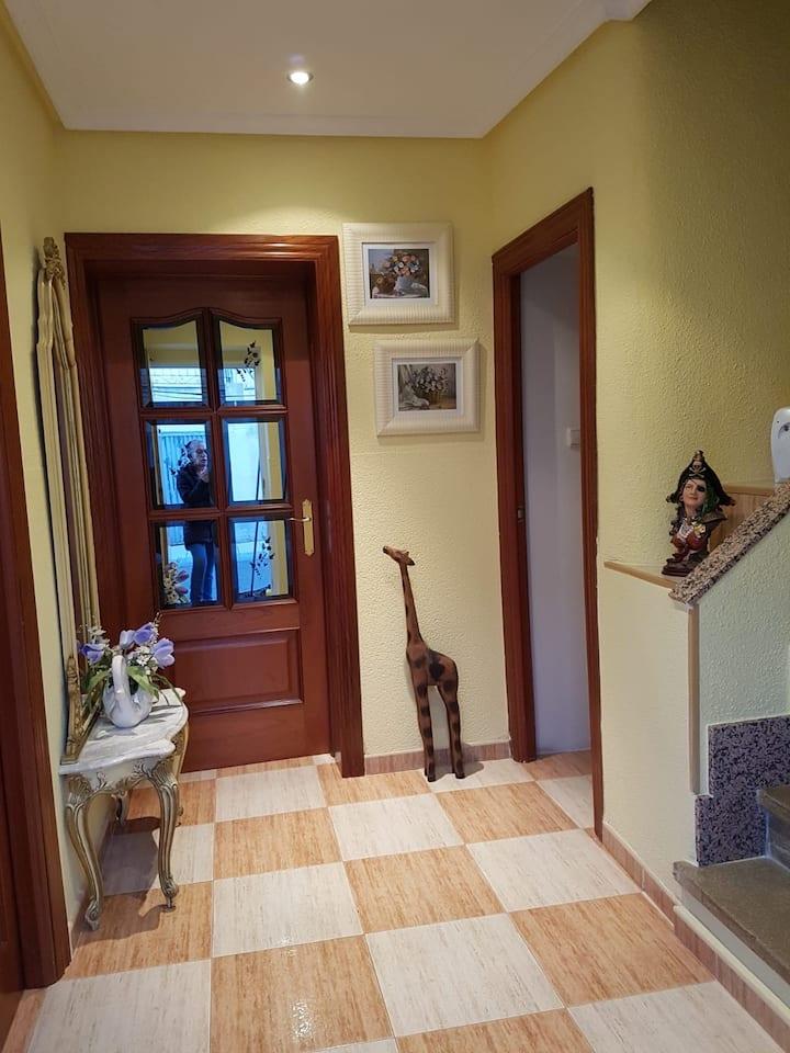 Casa en Salamanca,cerca de todos los servicios
