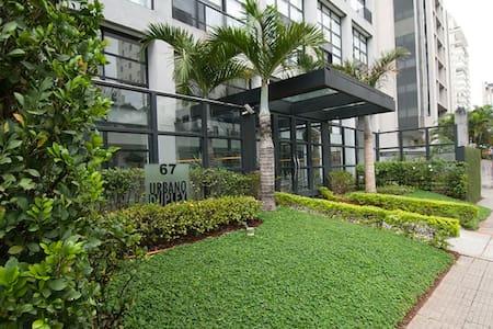 Loft Vila Nova Conceição / Itaim Bibi