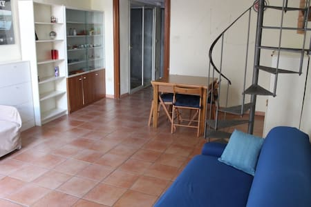 Loft with separate entrance(FEBRUARYforsale580eur) - Naples