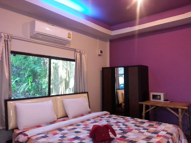 Private bungalow with aircon - Ko Chang - Banglo