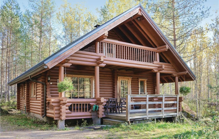 Holiday cottage with 3 bedrooms on 80m² in Putkijärvi