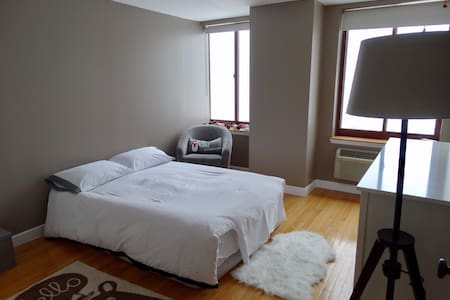 Cozy private bedroom & bathroom - Fort Lee