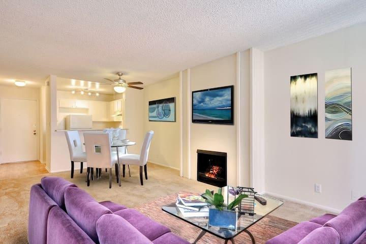 Harbor Luxury 1BD Apartment A