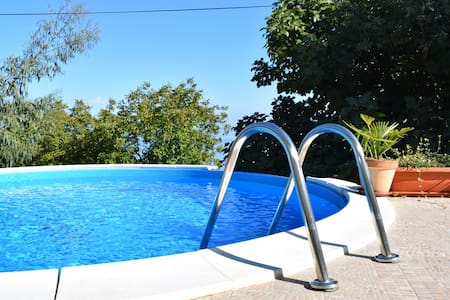Holiday House with pool Gioia, Sveta Jelena - Mošćenička Draga - Talo