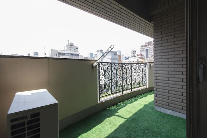 Fashion, senior house - Shinagawa - Appartement