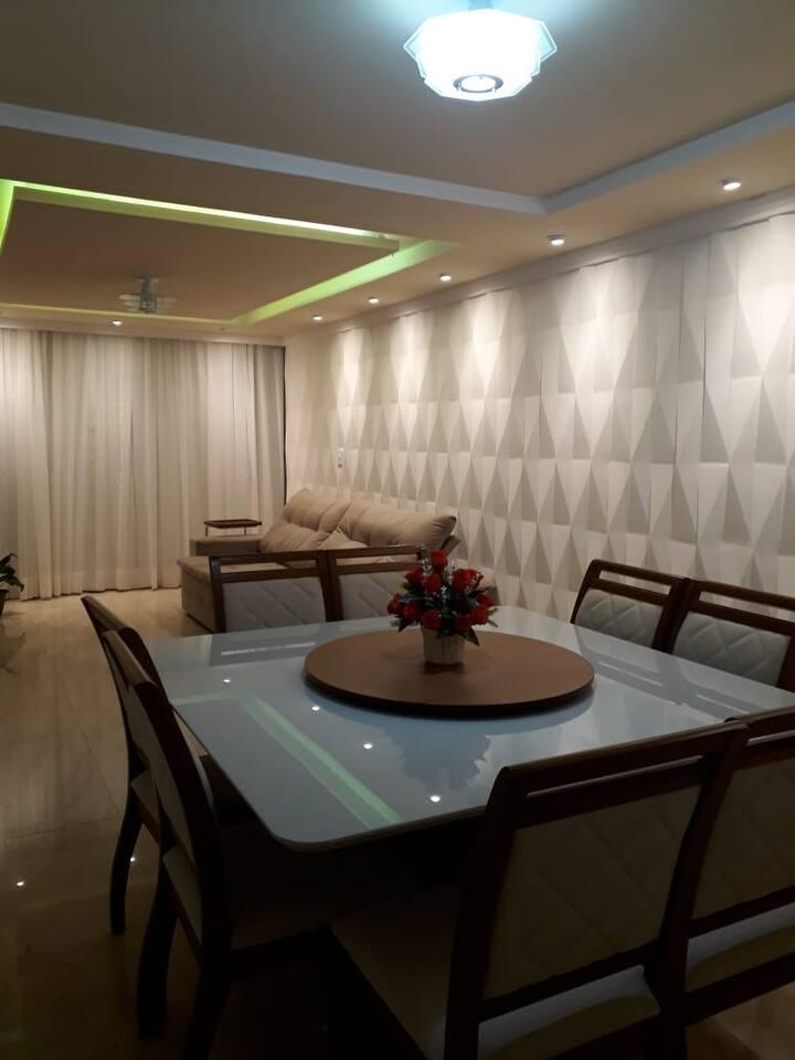 Apartamento super agradável na Praia do Morro