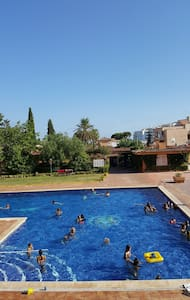 Apartment mit Pool Son Caliu