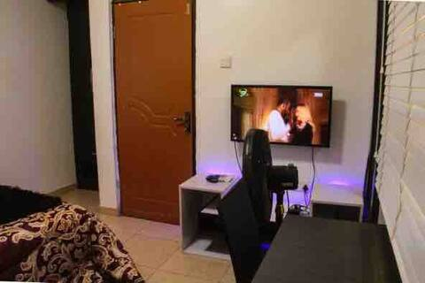 A cozy 1 bed apartment for rent in Suncity Estate
