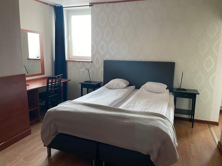 Astoria Queen Bedroom with private bathroom #405