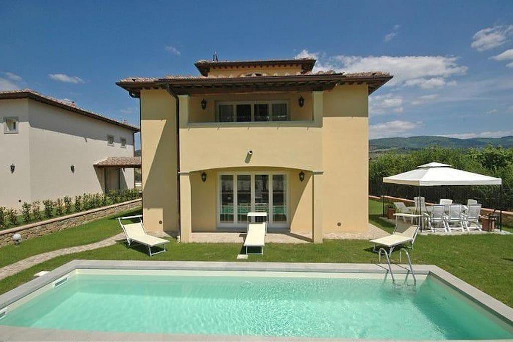 Villas For Rent In Greve Chianti