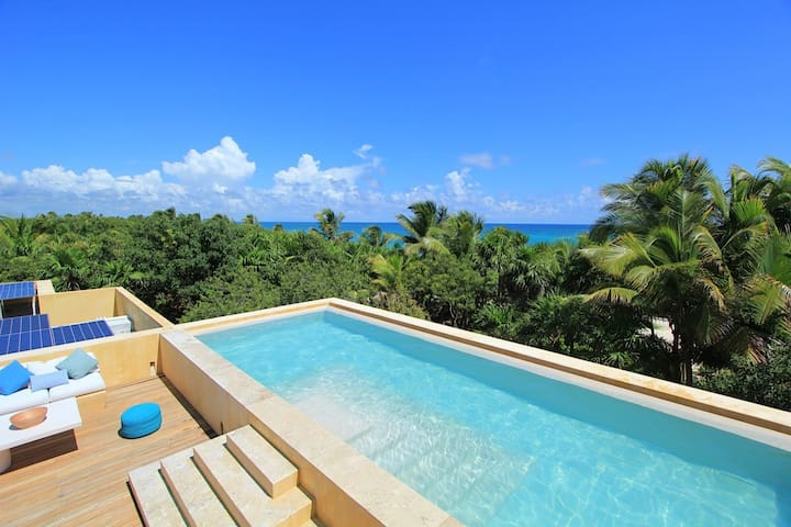 Hacienda Chekul - Beach Villa (up to 2 guests) - Tulum