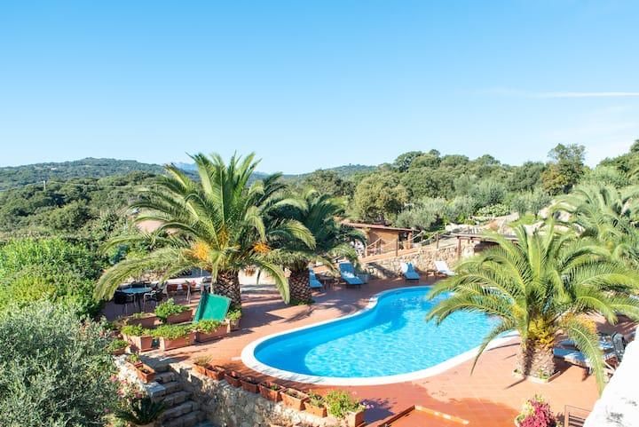 Wonderful holiday complex with pool - Résidence Villa Smeralda 3