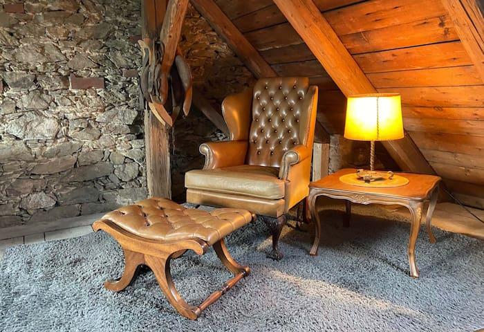 "Komfortables ""Minus 5 Sterne Schloss"" :-)"