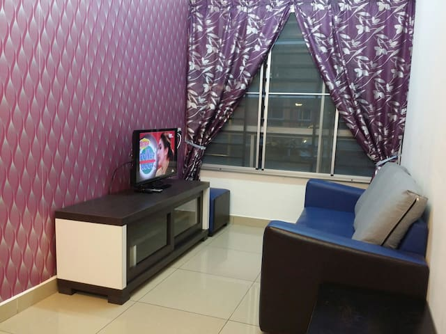 2 bedroom with free parking - kota kinabalu - Apartment